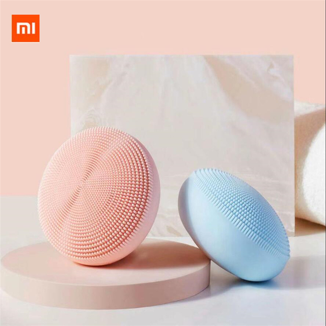 Xiaomi Mijia Sonic Cleansing Instrument Antibacterial Pore Cleaning Ultrasonic Electric Face Washing Instrument Clean Blackheads