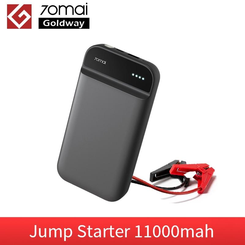 Пусковое устройство 70mai, внешний аккумулятор на 11000 мАч, автомобильное пусковое устройство для экстренных случаев, пусковое устройство 70mai, ...