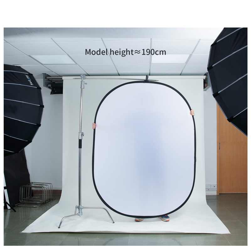 Liweibao Light Reflector Soft Cover Flash Cloth Cover Photography Equipment Accessories White Universal Camera Astigmatism Diffusion Bag Photography Studio for Studio or Any Photography Situation