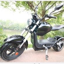 Одобренный EEC/COC мощный мотоцикл M3, Электрический скутер Citycoco 1500 Вт, взрослый, в наличии ЕС, электрический мотоцикл 60 в 20 Ач, 55 км