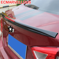 Automovil Personalized Upgraded Auto Decorative Parts Modification Automobile Car Styling Spoilers Wings 17 FOR Chevrolet Cruze