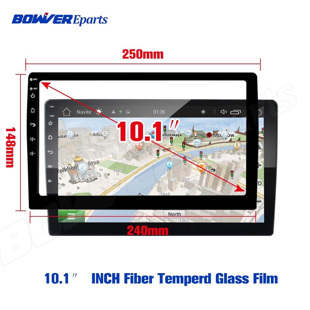 Vidro temperado para teyes cc2 para mitsubishi outlander 3 gf0w gg0w 2012-2018 rádio do carro reprodutor de vídeo multimídia navegação gps