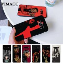 Migos Coque Silicone Case for Samsung S6 Edge S7 S8 Plus S9 S10 S10e Note 8 9 10 M10 M20 M30