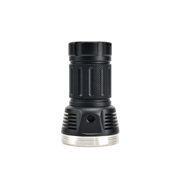 15000LM コンパクト & 強力な 18 * SST 20 光源 LED 懐中電灯