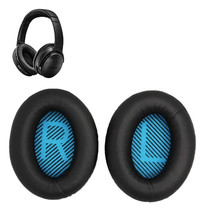 Soft Ear Pads Replacement For Bose QC2 QC15 AE2 QC25 Headphones Ear Cushion Kit EarPads For Noise Blocking Wearing YW# цена