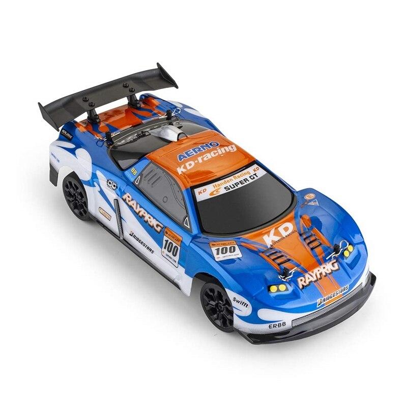 Rc voitures 1:18 échelle télécommande voiture 4Wd 2.4Ghz Rc dérive voitures pour adultes et enfants jouet électrique Rc véhicules pour garçons ou filles - 5
