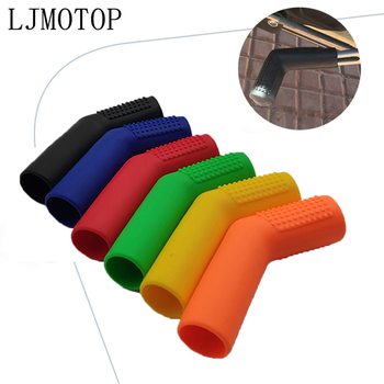 Universal Motorcycle Shifter Shoe Protector Moto Accessories Gear For BMW C600 Sport C650 Sport C650GT C400GT F650GS F700GS image