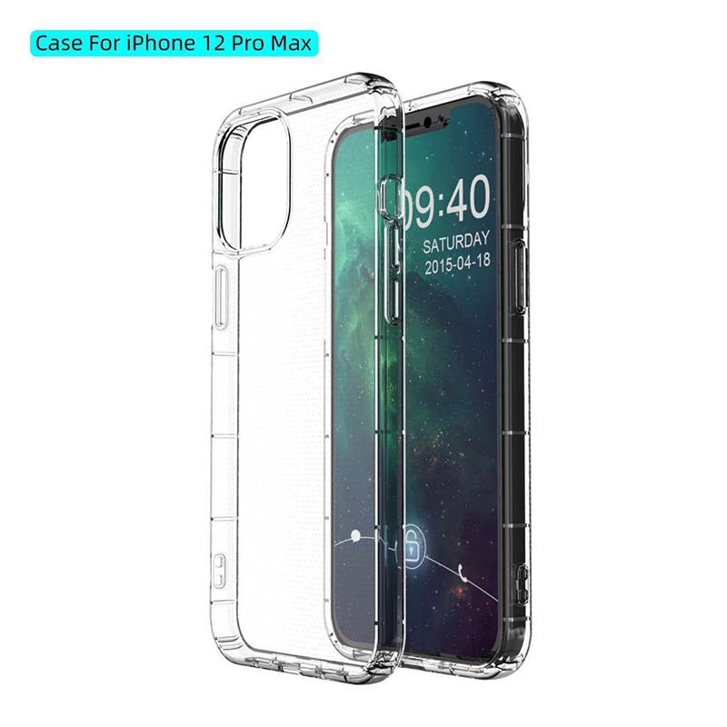 For IPhone 12 Mini 12 Pro Max Case ,Xundd Shockproof Case Transparent Case Protective Cover Thin Shell for IPhone12 Mini 5.4"