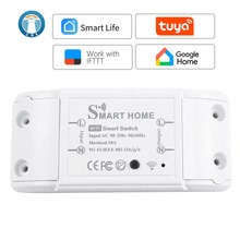 CBE חכם בית WiFi מתג הבית החכם אוטומציה מרחוק בקרת מתג ממסר חכם חיים/Tuya עם Alexa Google