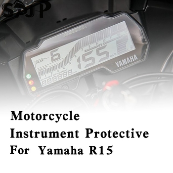 For Yamaha R15 V3 2017-2020 YZF r15 v3 V3.0 Motorcycle Accessories Speedometer Dashboard screen Instrument Protection