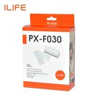 ILIFE A7 A9s 10 PCS Filters pack Vervanging Kits voor Robot Vacuüm PX F030-in Stofzuigeronderdelen van Huishoudelijk Apparatuur op