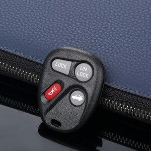 Image 2 - AB00204T רכב החלפת 4 כפתור Keyless מרחוק מפתח Shell Case Fob Fit לביואיק LeSabre המאה ריגל פונטיאק שברולט קובלט