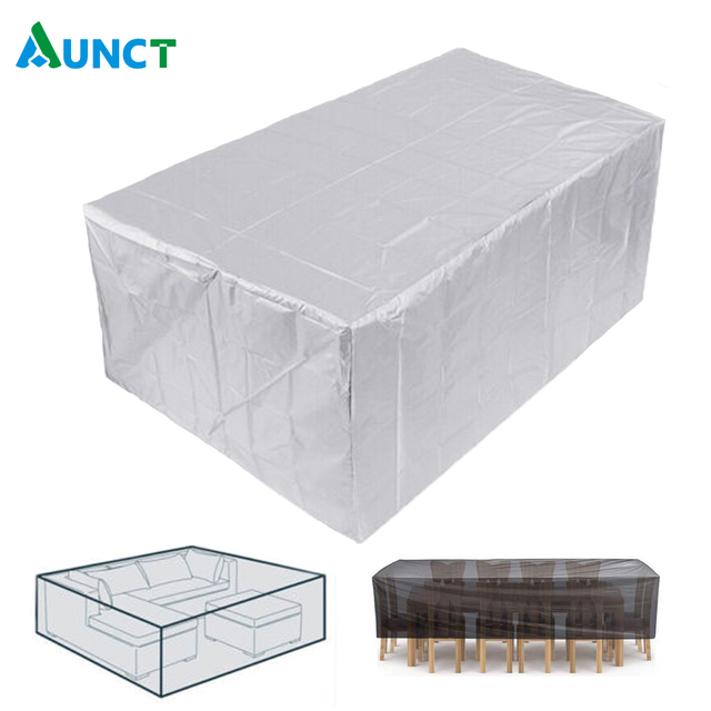 Waterproof Outdoor Patio Garden Furniture Covers Rain Snow Chair covers for Sofa Table Chair Dust Proof Cover 3