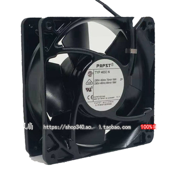 For PAPST typ 4650N AC 230v 12CM 120MM 120*120*38MM cae axial cooling fan цена 2017