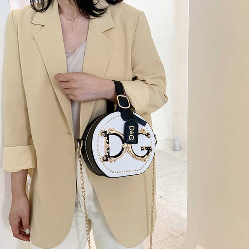 HAWSON PU кожаные женские сумки через плечо, для женщин, цепочка, дизайн Роскошная сумочка женские дорожные сумки
