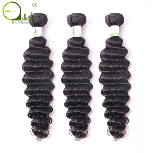 Sterly Brazilian Deep Wave Hair Bundles Deal 100% Remy Human Hair Extension 3 and 4 Bundles Available Free Shipping