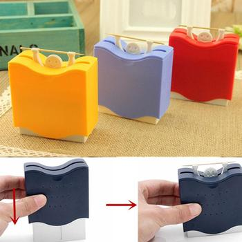 1 Pc Automatic Toothpick Holder Cartoon Hercules Box Container Household Table Storage Dispenser Home Accessories