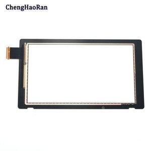 Image 2 - ChengHaoRan yedek için orijinal yeni dokunmatik ekran nintendo anahtarı NS konsolu dokunmatik ekran NS host dokunmatik LCD