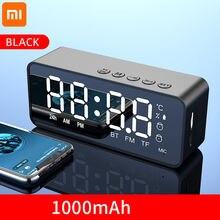 Xiaomi-altavoz inalámbrico con Bluetooth, minidespertador portátil, Cannon, Mini transmisión de voz, tarjeta de Audio Vehicular