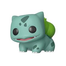 Pop jogos pokemon bulbasaur #453 figura de vinil