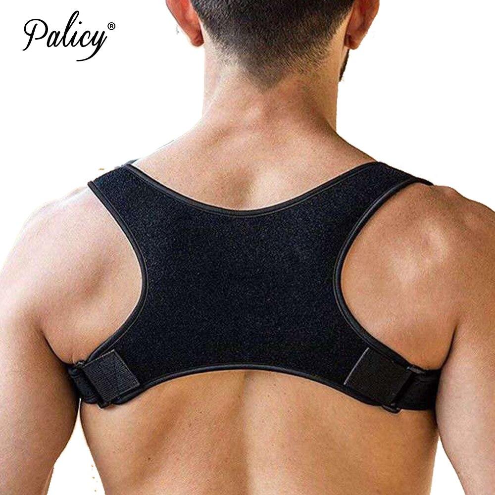 Upper Back Belt Posture Corrector Support Girdles Men Corset Fracture Shoulder Brace Vest Correct Posture Correction Body Shaper