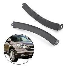 Areyourshop – garniture de moulage d'aile de roue de pare-chocs avant gauche + droite pour Honda Crv 2007 2008 2009 2010 2011
