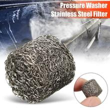 1Pc Stainless Steel Foam Lance Filter High Quality Mesh Tablet For Snow Generator Car Accessories