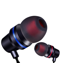 Earphones In-Ear Earphone Headset With Microphone 3 Colors fone de ouvido gaming headset audifonos dj mp3 player