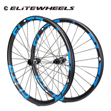 ELITEWHEELS 29er 경량 MTB 탄소 Wheelset DT 스위스 350 허브 35*25mm 림 산악 자전거 바퀴 크로스 컨트리 Sapim 스포크