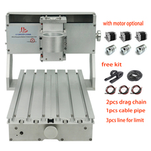 NEW CNC 3020 Machine Frame Kit Thickened Section Mini Wood Milling Router Lathe