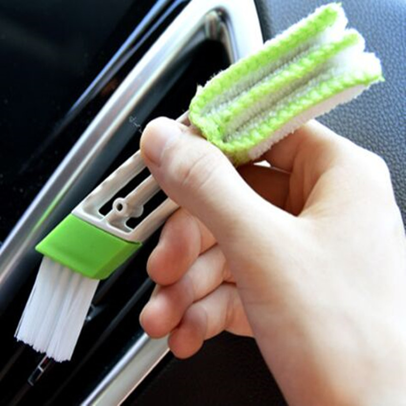 Car Styling Car Cleaning Double Side Brush For Chevrolet Cruze Aveo Lacetti Captiva Cruz Niva Spark Orlando Epica