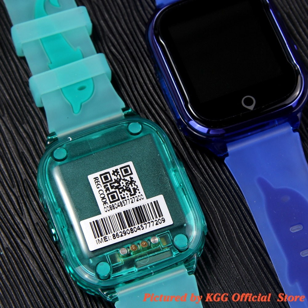 H3345d17609ba486298efe0e07618d7b6E - K21 Smart GPS Watch Kids New IP67 Waterproof SOS Phone Kids Smart Watch Children Clock Fit SIM Card IOS Android Wristwatch
