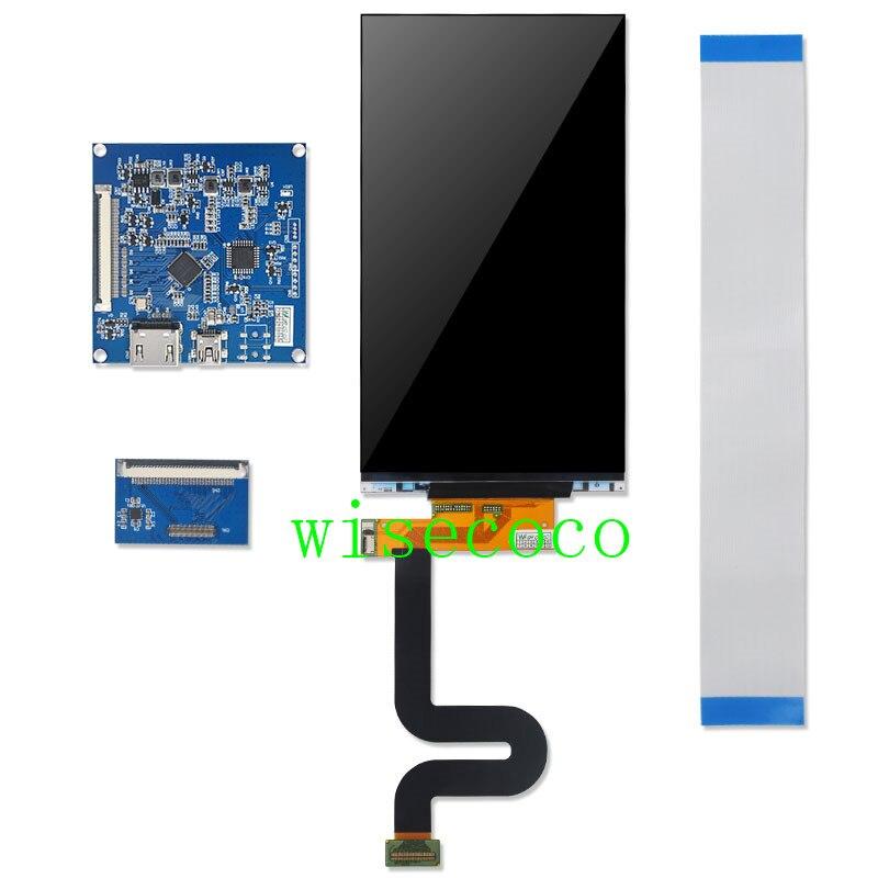 Carte de pilote de contrôleur HDMI MIPI 6.3 pouces 2K IPS LCD affichage 1440X2560 TFT écran bricolage imprimante de projet