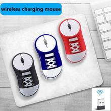 Беспроводная эргономичная мышь с 3 кнопками совместимая apple