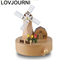 Muzik Kutusu Spieluhr Muziek Caixa De Presente Ballerina Musically Wood Boite A Musique Musica caja Musical Carousel Music Box