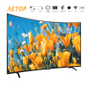 4k high curved tv