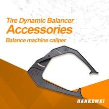 Балансировочный инструмент Ranger колесо шина балансировочный обод ширина суппорта измерительный инструмент станок для балансировки колес аксессуары