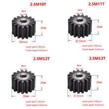 Spur-Gear Metal-Module Tooth Wheel-10 -Steel 45 10T-25T 1pcs