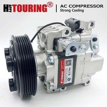 For MAZDA ac compressor for mazda 6 3 CX7 CX-7 H12A1AF4AO H12A1AK4DW H12A1AF4DV H12A1AF4A0  H12A1AF4DW GJ6A-61-K00B GJ6A-61-K00F