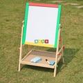 Baby Schreibtafel Multi funktionale Pädagogisches Magnetische Doodle Bord Einstellbar Kleine Tafel Versteifte Haushalt -