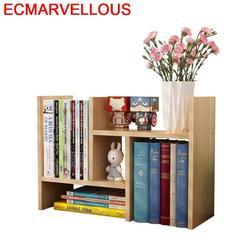 Biuro szafka Libreria półka ścienna Decoracion Rack Meuble Rangement Oficina książka w stylu Retro meble dekoracyjne regał na książki