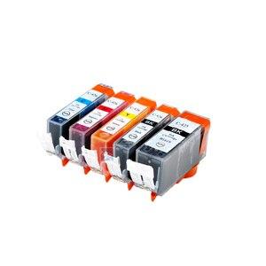 Image 2 - PGI 425 Cli 426 Compatible ink Cartridge For Canon PGI425 CLI426 PIXMA IP4840 IP4940 IX6540 MG5140 MG5240 MG5340 MX714 Printer