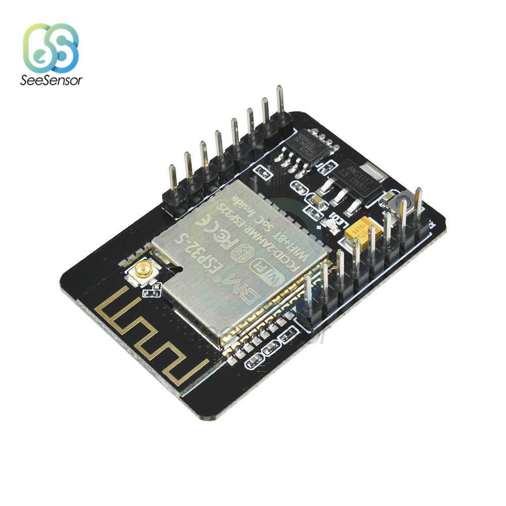 ESP32-CAM ESP32-S WIFI Bluetooth Placa de Desenvolvimento Do Módulo 5V OV2640 2MP ESP32S ES8266 Módulo Da Câmera Sem Fio w/IPEX Socket