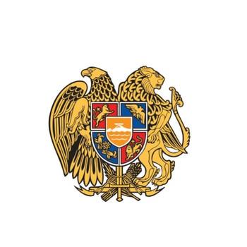 Car Sticker Creative Armenia Flag Coat of Arms Decoration Accessories Cover Scratches Waterproof PVC Decal,10cm*9cm aliauto personality creative car sticker windows jdm culture japan flag pvc waterproof sunscreen decal accessories 9cm 15cm