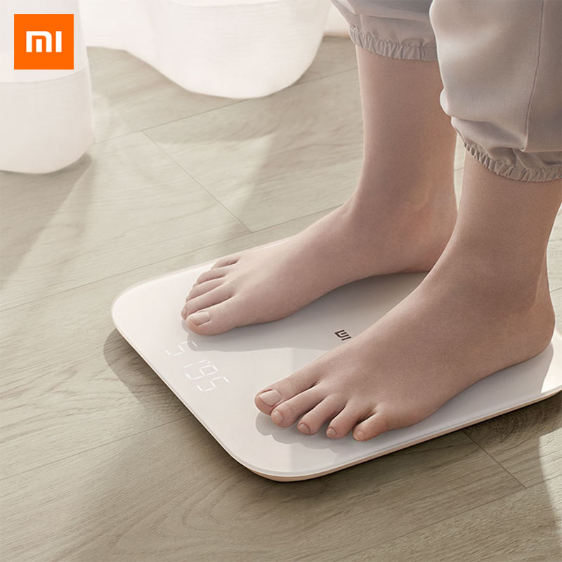 Original Xiaomi Mi Smart Weight Scale 2 Health Weighting Scale Bluetooth 5 Digital Scale Support Android 4.4 IOS 9 Mifit APP