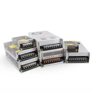 AC DC 5V 12V 24V 36V 48V Switching Power Supply 5 12 24 V 3A 5A 10A SMPS 220V To 12V 5V Source Power Supply 24V 36V 48V 500W(China)