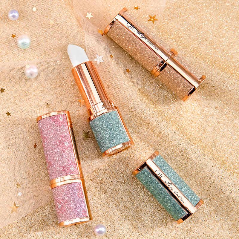 Qic Marke Sterne Stil Lippen Balsam Farblos Lippenstift Süße Nette Feuchtigkeitscreme Obst Geschmack Lipbalm Make-Up Lip Smacker