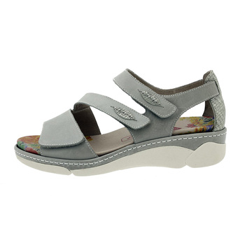 Sandal stencil removable skin mink 180517 comfort PieSanto