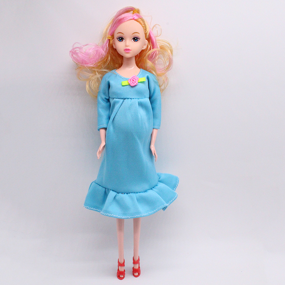 baby toys pregnant doll (7)