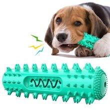 Brosse à dents molaire pour chien, jouet de nettoyage des dents, élasticité douce, soin dentaire pour chiot, très résistant, pour animaux de compagnie